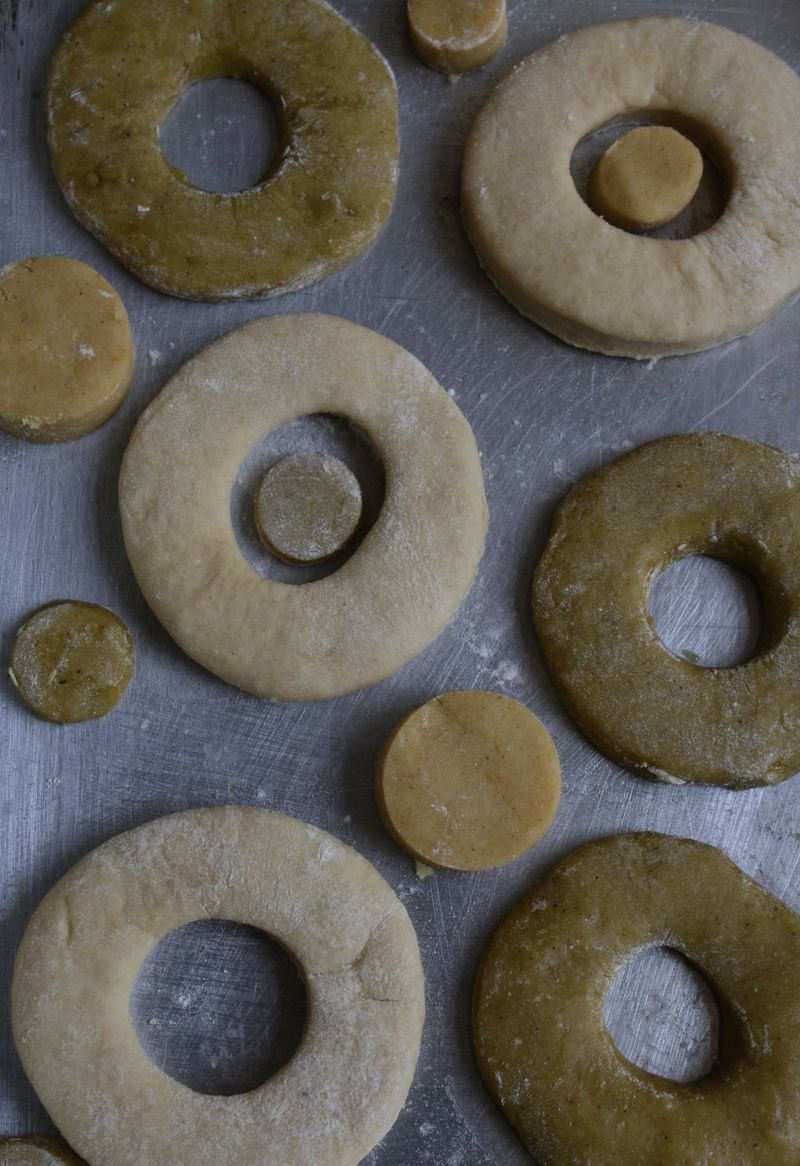 Yeast and Cake Donuts